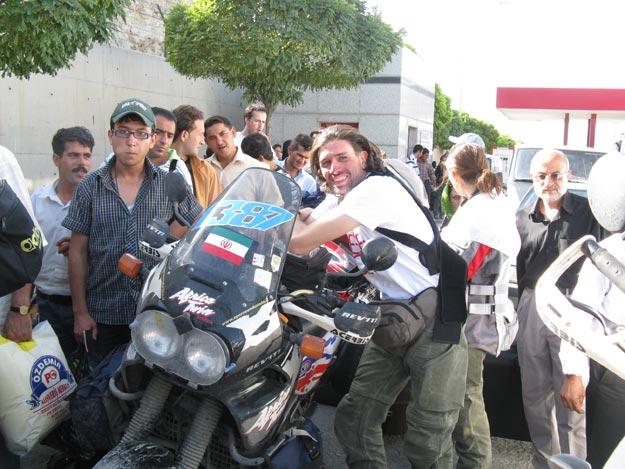 la frontiera turchia iran