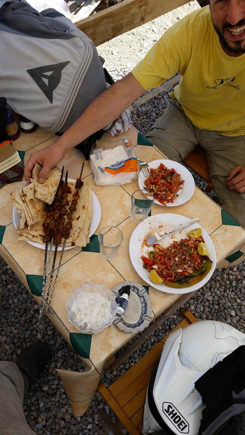 mangiare in turchia