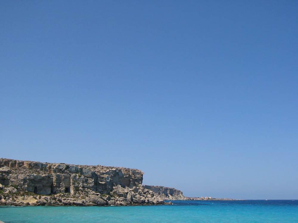 sicilia il mare
