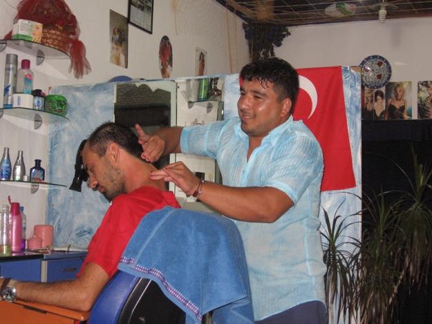 barbiere turco