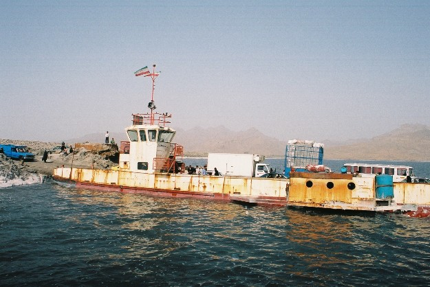 mezzo da sbarco persiano