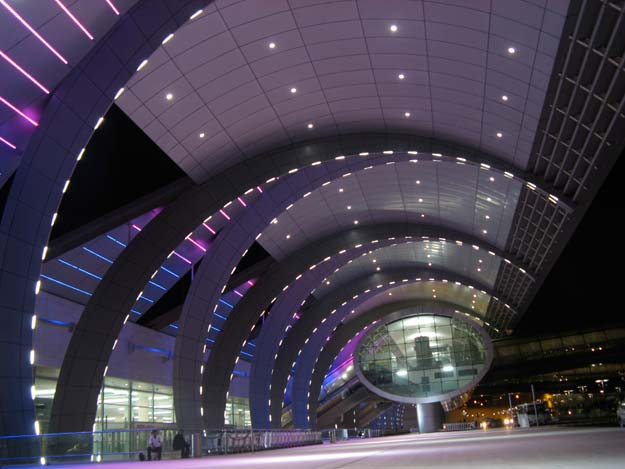 aeroporto Dubai