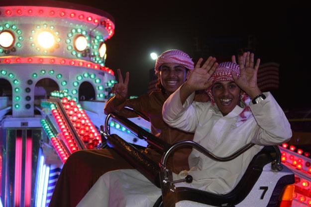 Kareef Festival di Salalah - Oman in moto