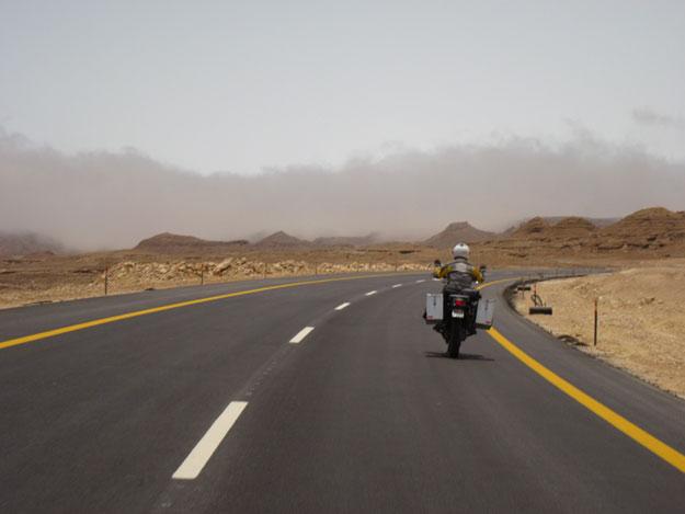 Salalah - Oman in moto