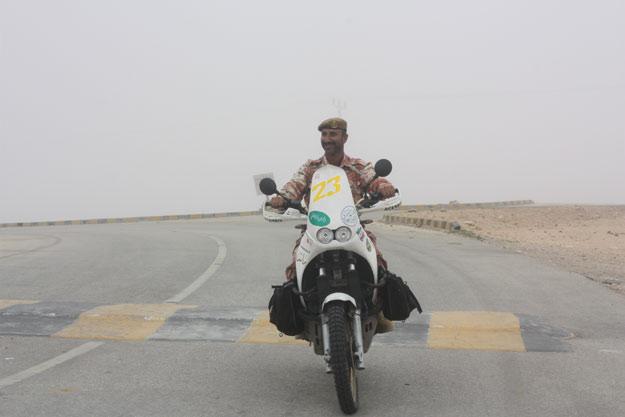 oman in moto 2009