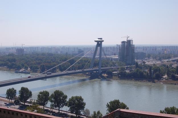 Bratislava-il Danubio