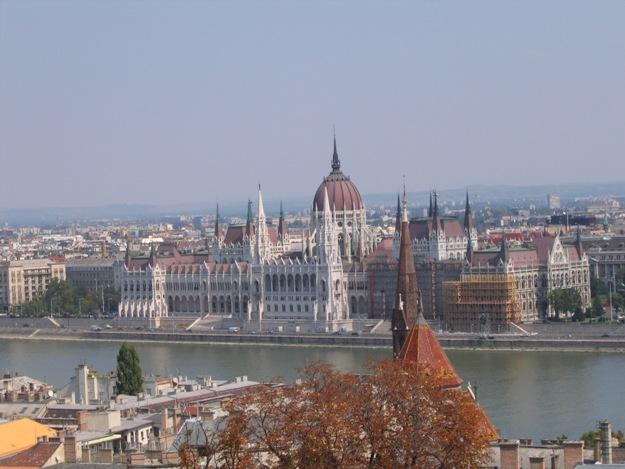 Budapest-Parlamento 2