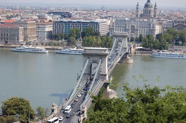 Budapest-Ponte delle Catene