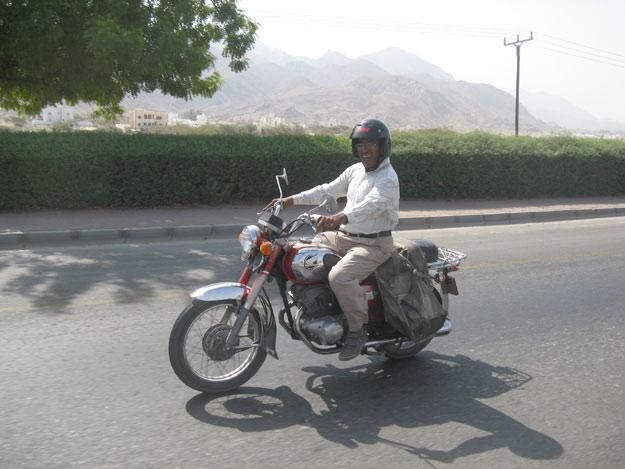 oman 2009 in moto