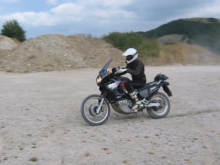 Africa Twin Canaro Racing