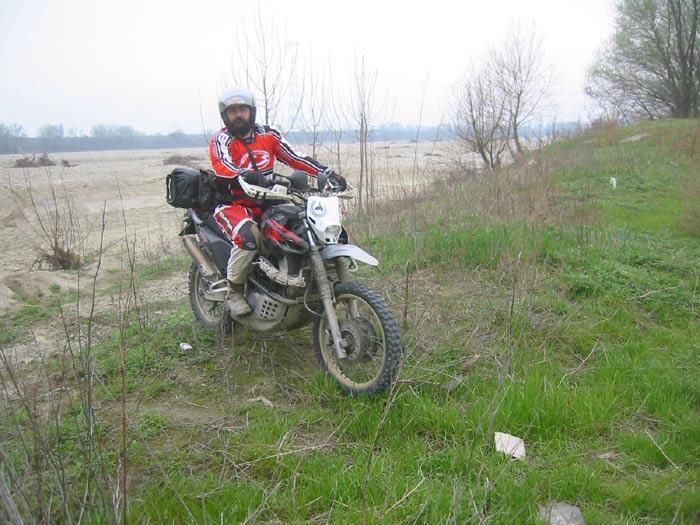 Mario Ciaccia prova la Canaro Racing