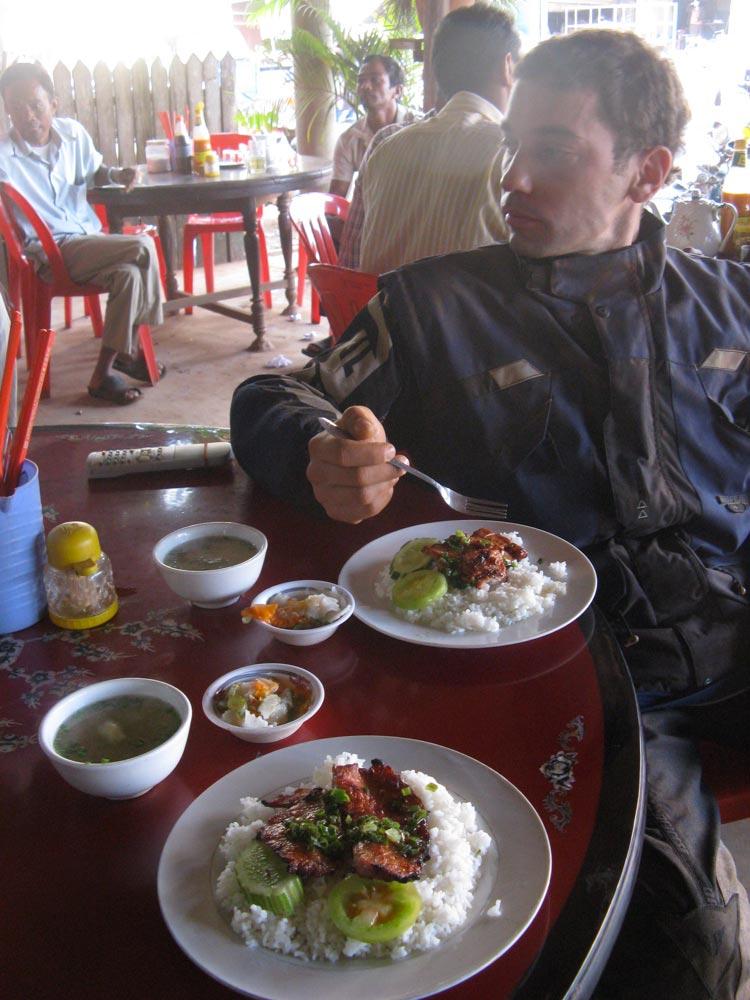 da Ban Lung a Kampong Cham