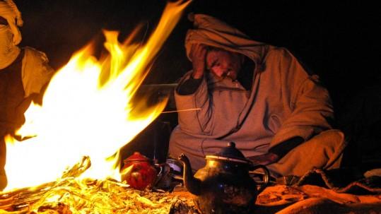 Tuareg del deserto di Murzuk Libia