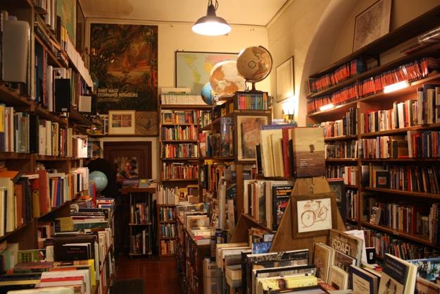 Libreria del Viaggiatore di Bruno Boschin a Roma