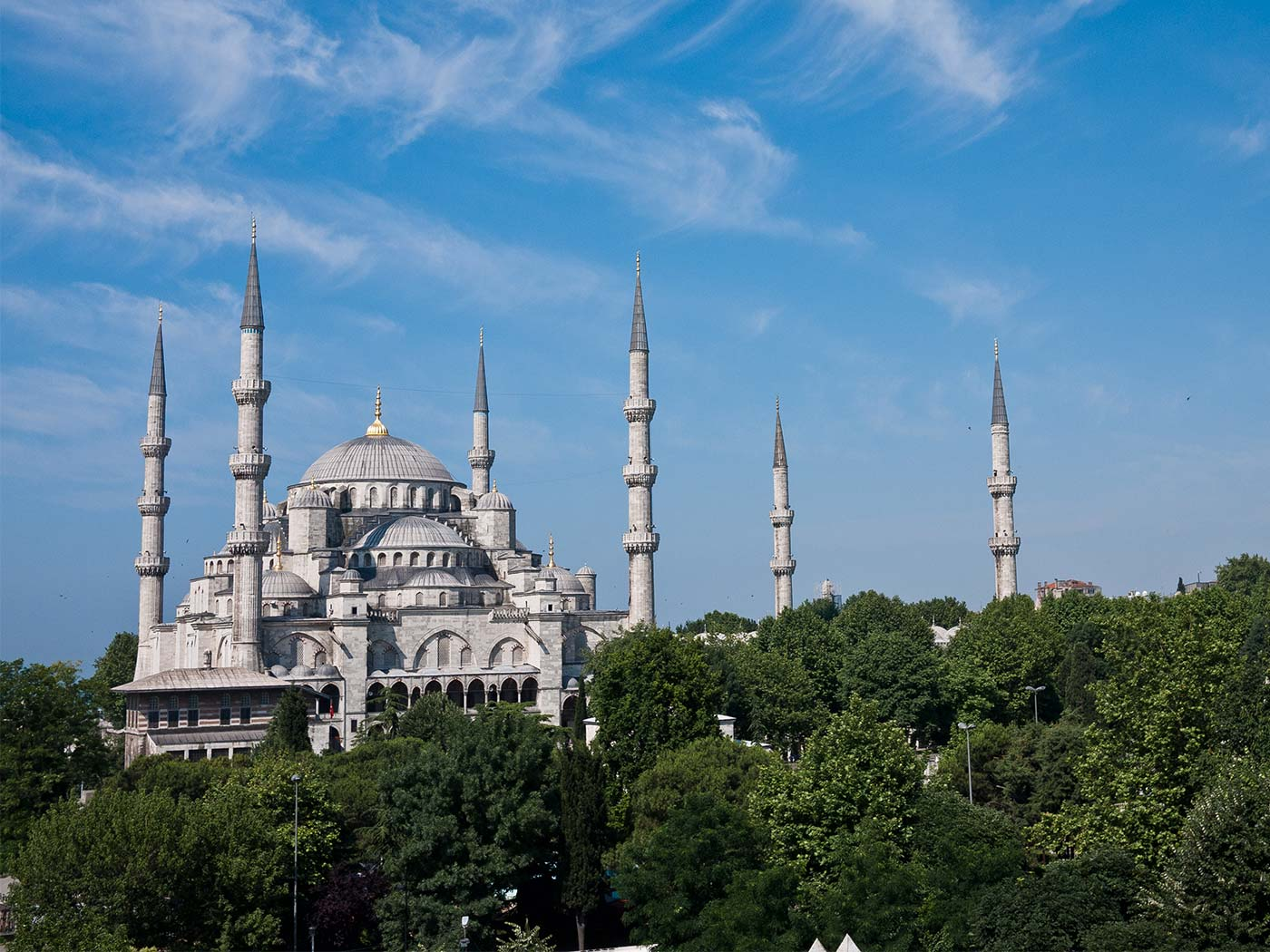 Turchia Maschee di Istanbul