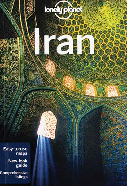 Guida Iran Lonely Planet