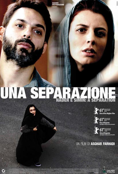 Una separazione film iran