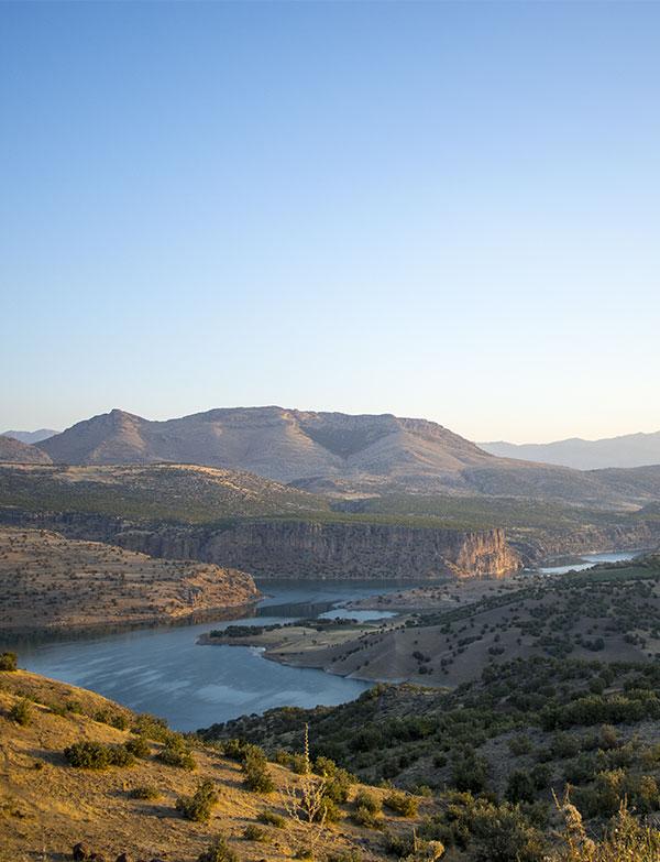 fiume Eufrate El Furat