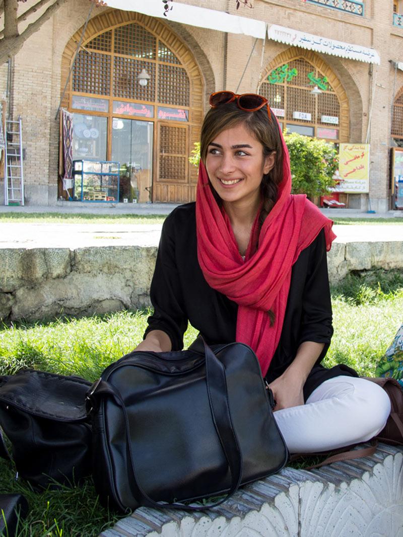 le bellissime ragazze iraniane