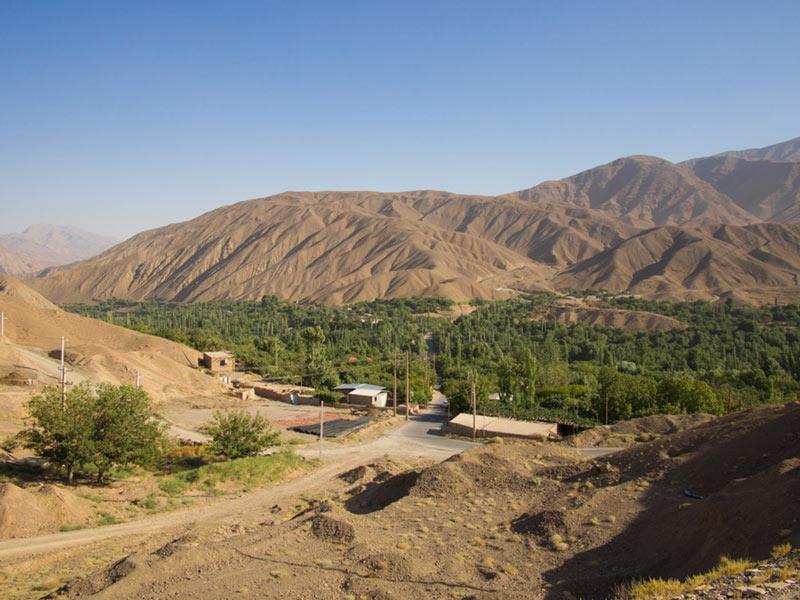 Kerman verso Shahdad