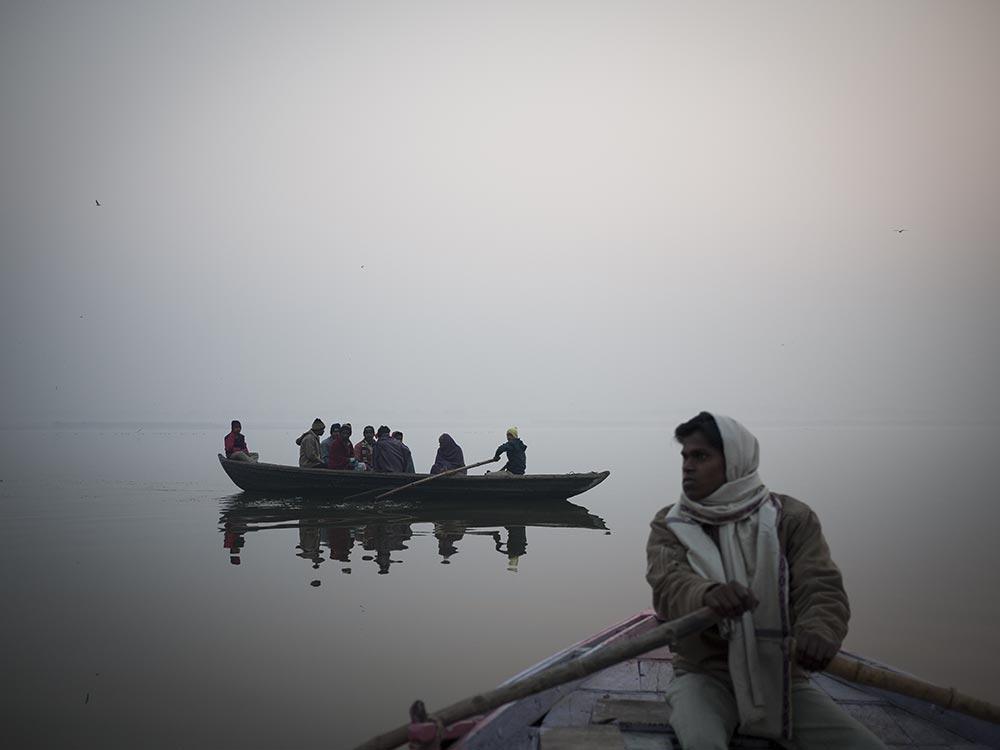 Gange Benares Varanasi