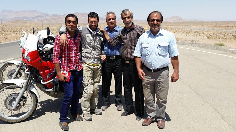 camionisti iran