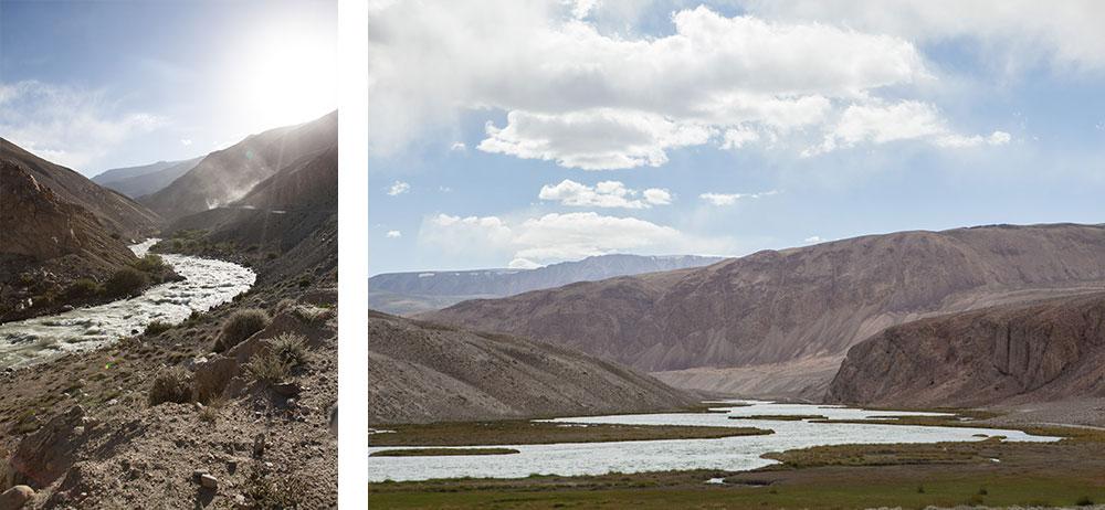 fiume Pamir