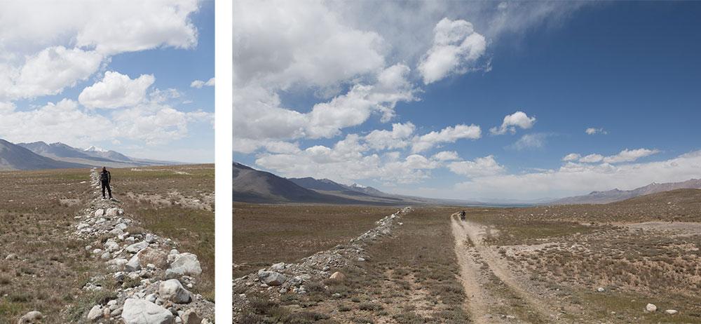 Confine Afghanistan - Tajikistan