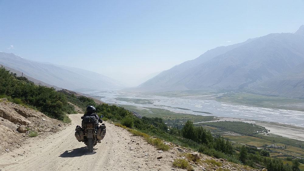 Hindu kush Karakorum Pamir