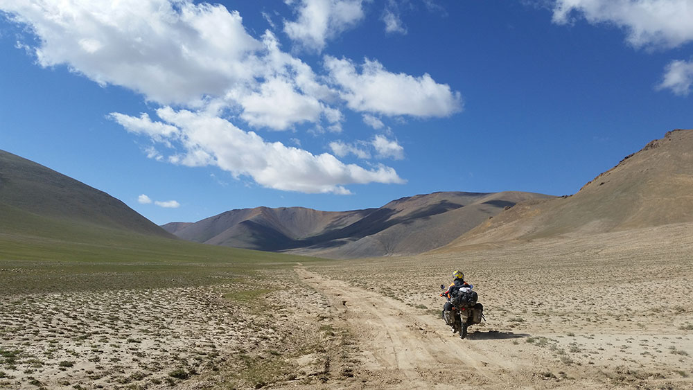 pista verso Rangkul