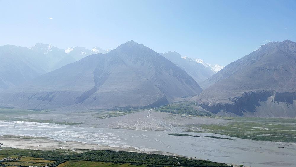 Ishkashim Tajikistan Afghanistan Border