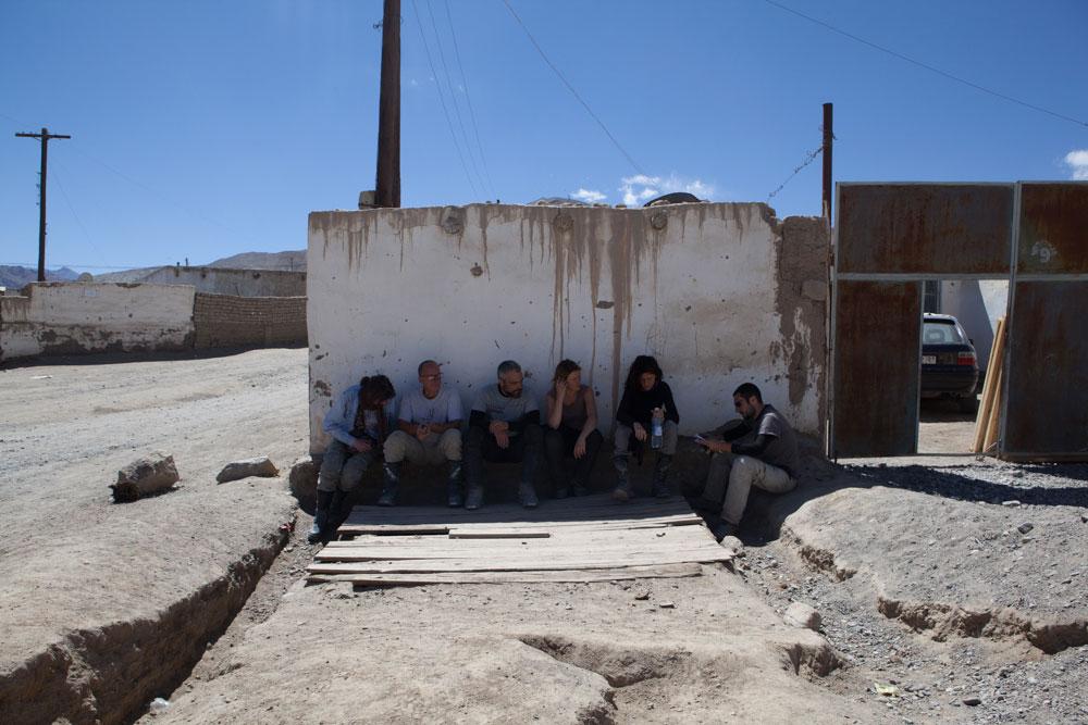 Murghab Pamir Tagikistan