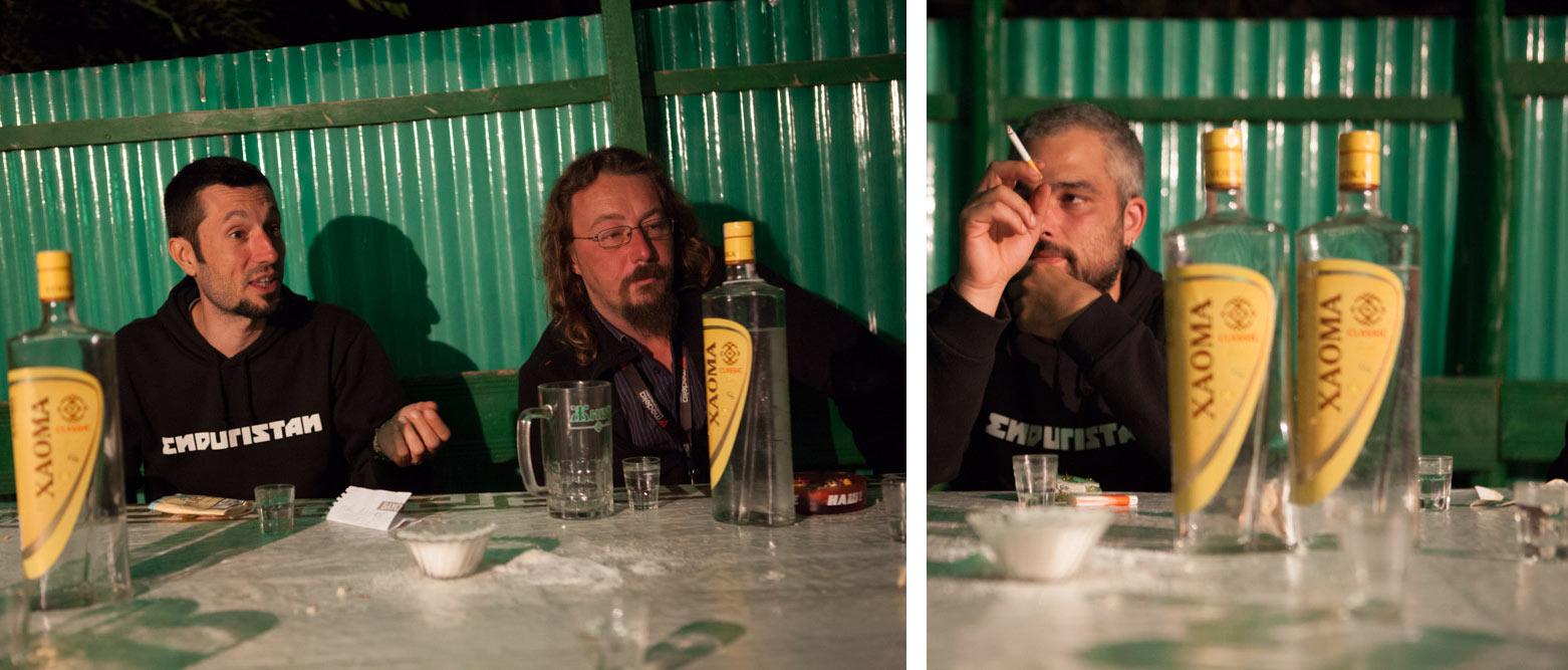 ubriachi sporchienduristi