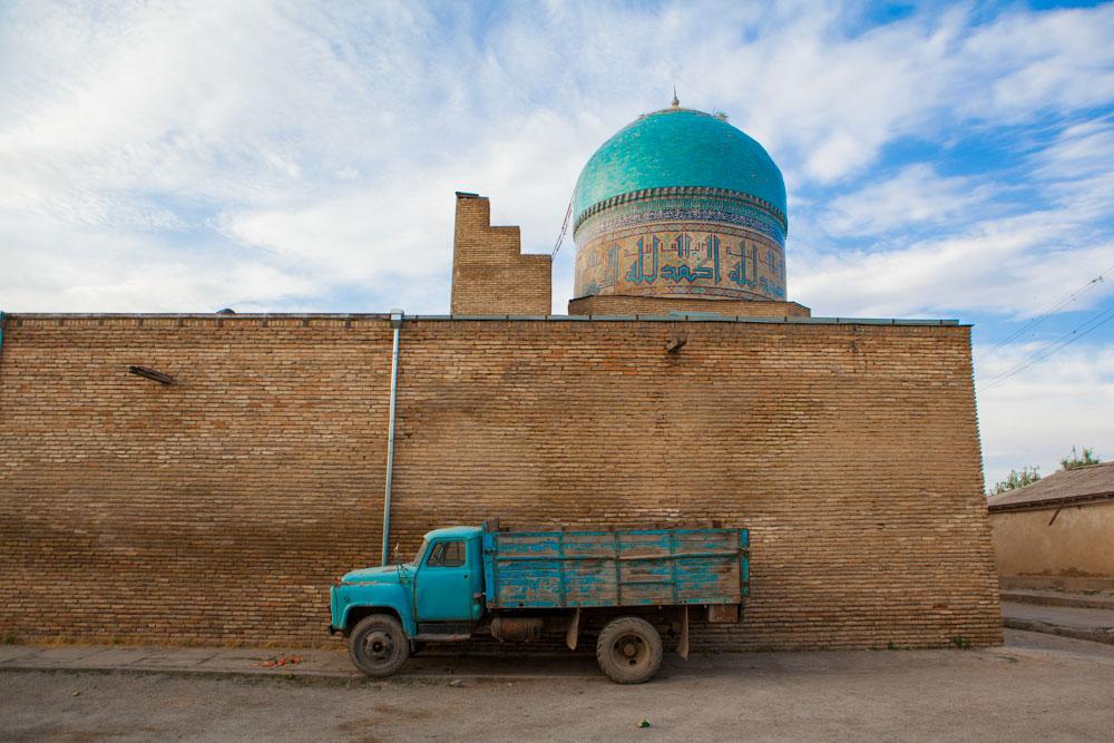 Istaravshan la Bukata del Tagikistan Sporcoendurista