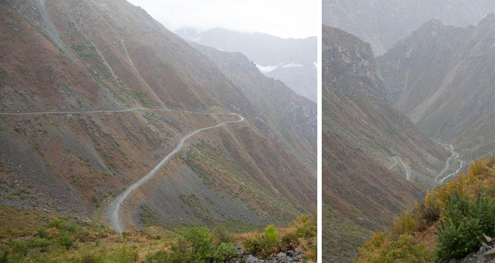 khuburabot pass Pamir