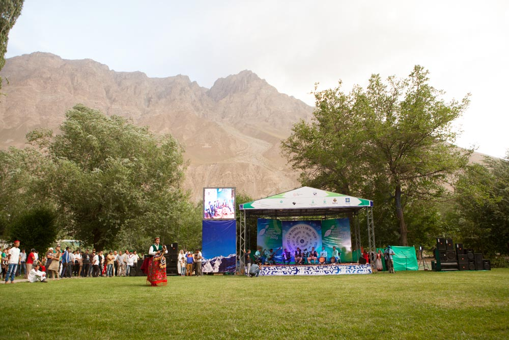 The Roof of the World Festival Pamir