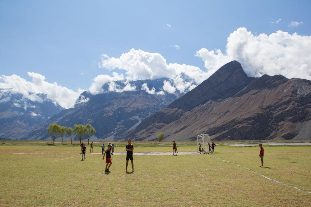 Sporcoendurista Uzbekistan, Tajikistan, Kirghizista