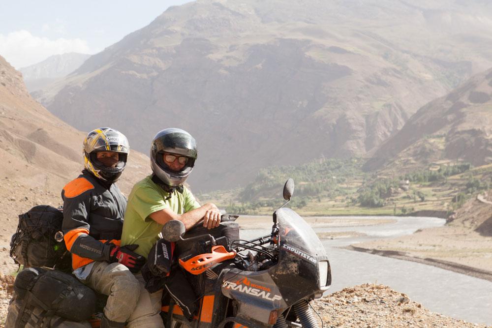 afghanistan tagikistan Nonno Peppe e Francesca
