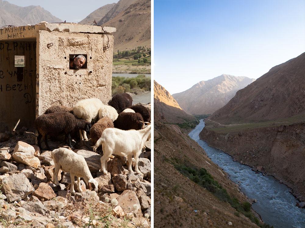 afghanistan tagikistan
