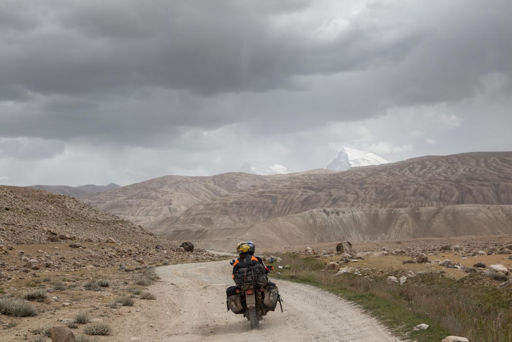 Khorog Valle di Shakhdara