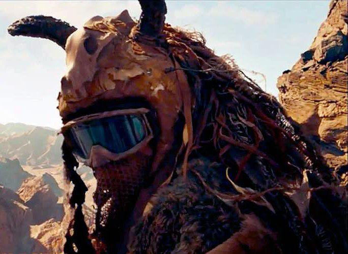 Sporcoendurista moto del film Mad Max Fury Road 16
