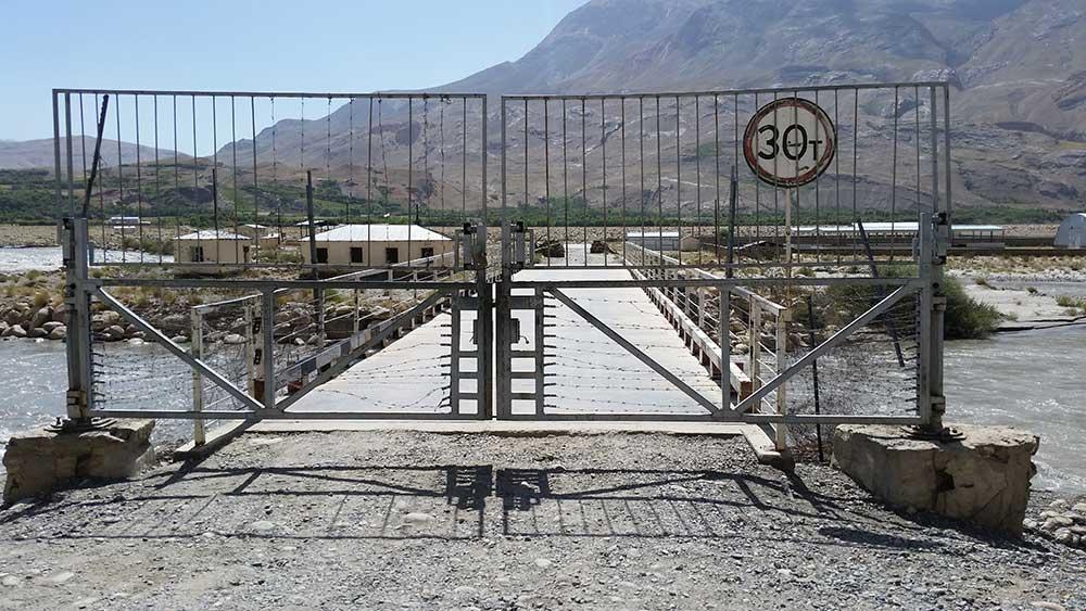 chiusa la frontiera Afghanistan Tagikistan