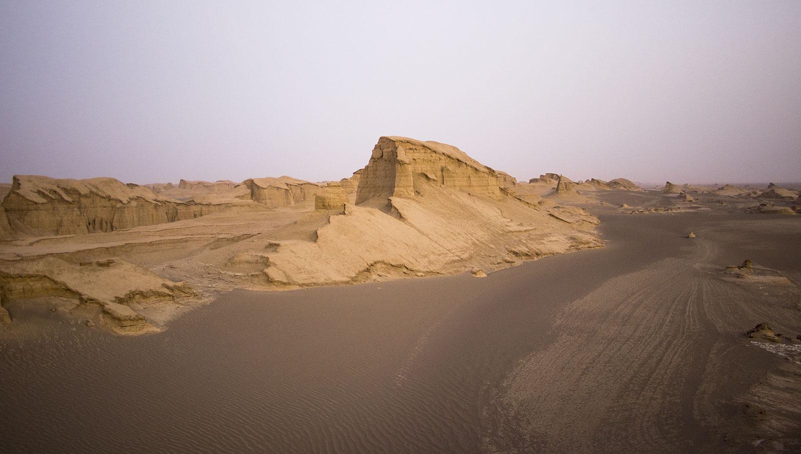 viaggio nel Deserto Iran