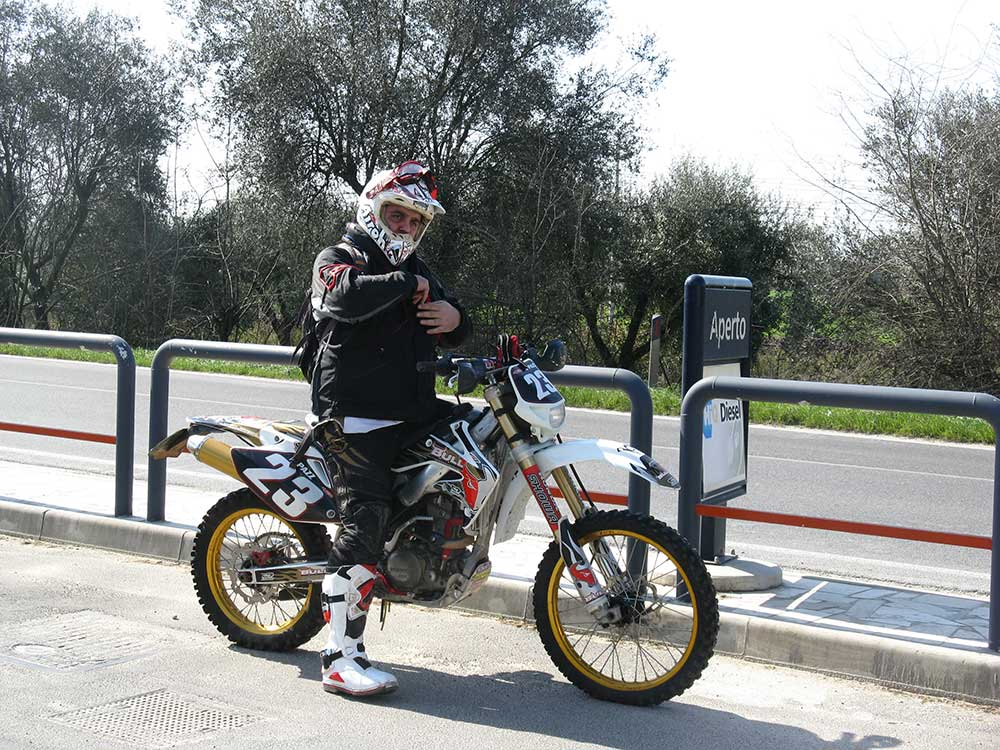 Enduro Sant'Oreste 2009 Sporcoendurista
