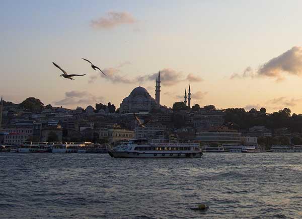 Istanbul luigi de santis in viaggio