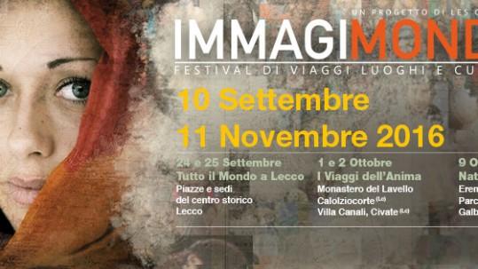 Festival Immagimondo Luigi De Santis