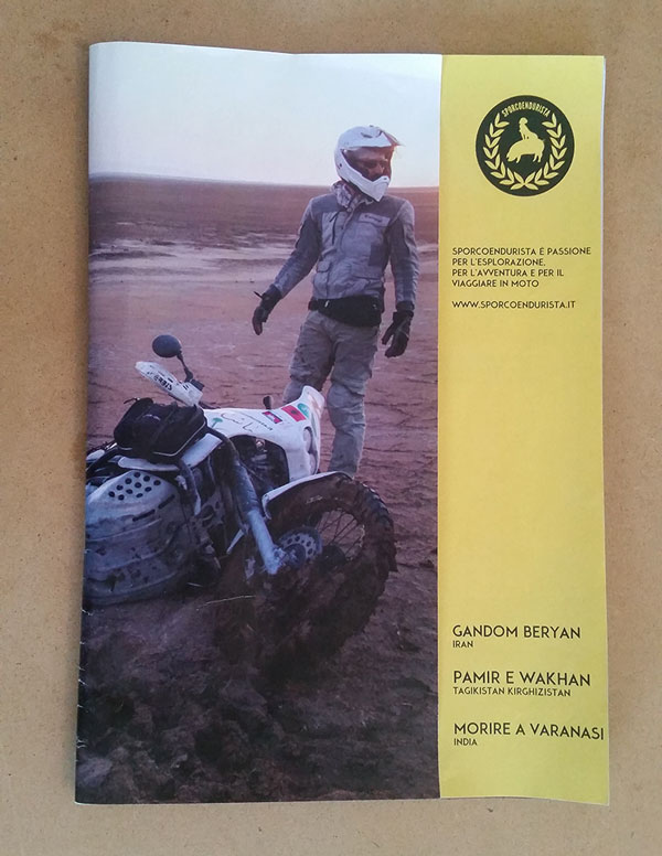 Viaggio in moto in Iran
