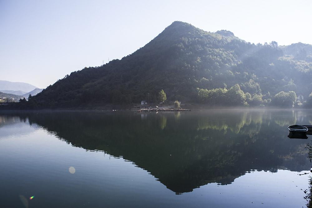 lago Jablanica Bosnia Herzegovina