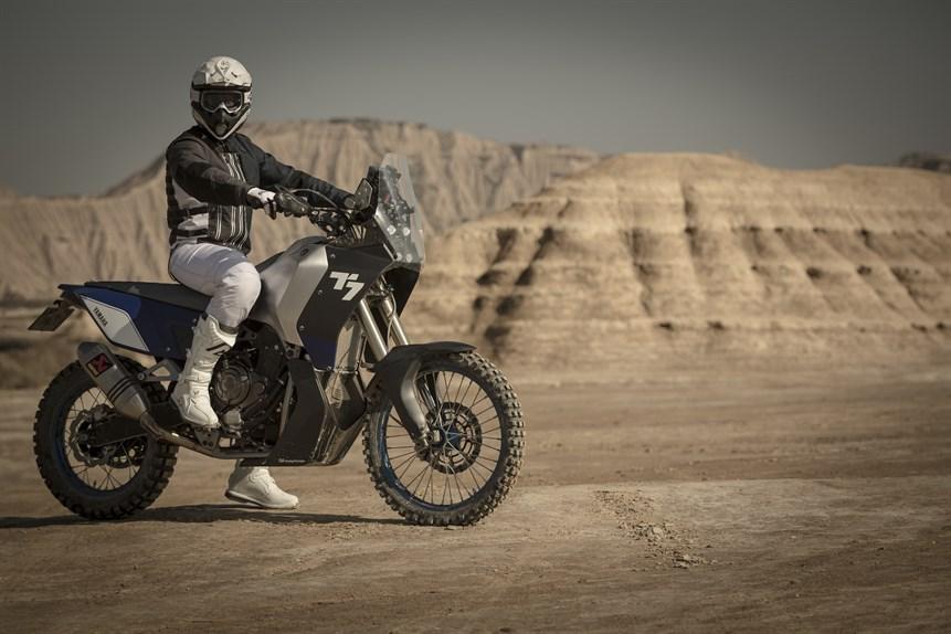 2017 Yamaha T7 concept