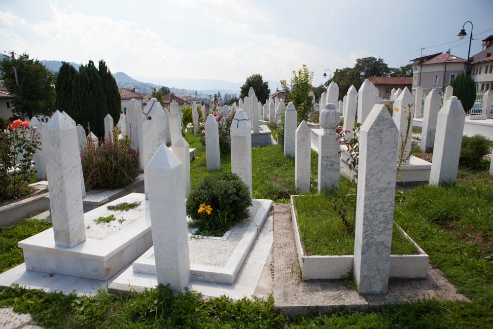 cimitero Groblje Alifakovac